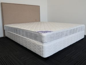 White Base & Luxury Mattress