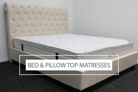 Bed and Pillow Mattresses