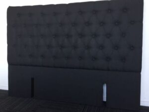 Black Headboard Low